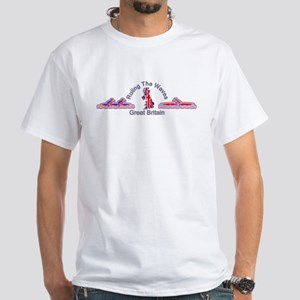 Ruling the waves GB wide T-Shirt