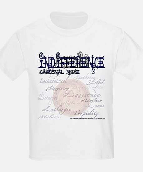 Acedia - Sloth / Indifference T-Shirt for T-Shirt