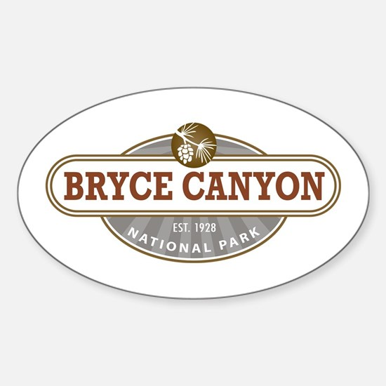 Bryce Canyon National Park Decal
