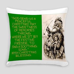 God Send Us A Peaceful Christmas - Irish Blessing