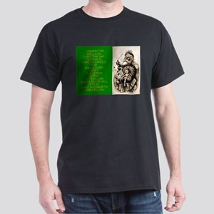 I Heard The Bells On Xmas Day - Longfellow T-Shirt