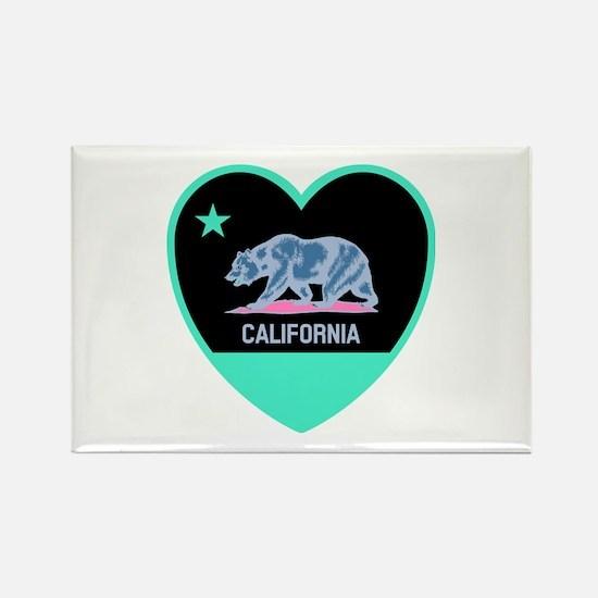 Love California - Bright Magnets