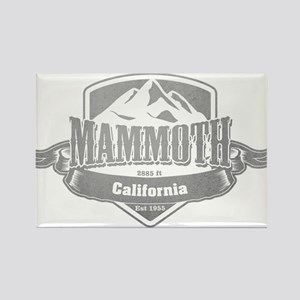 Mammoth California Ski Resort 5 Magnets