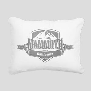 Mammoth California Ski Resort 5 Rectangular Canvas
