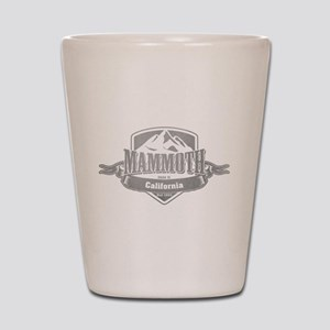 Mammoth California Ski Resort 5 Shot Glass