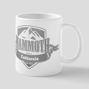Mammoth California Ski Resort 5 Mugs