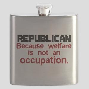 Republican Flask