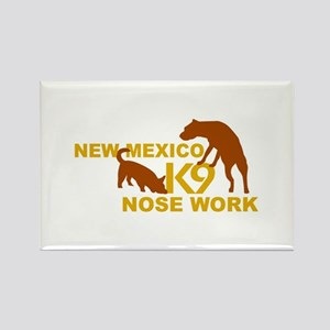 New Mexico K9 Nosework Magnets