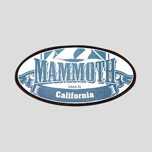 Mammoth California Ski Resort 1 Patches