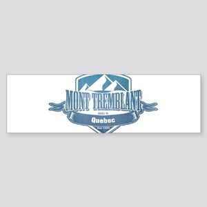 Mont Tremblant Quebec Ski Resort 1 Bumper Sticker