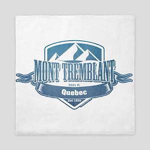 Mont Tremblant Quebec Ski Resort 1 Queen Duvet