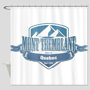 Mont Tremblant Quebec Ski Resort 1 Shower Curtain