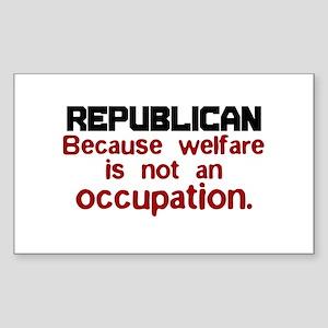 Republican Sticker