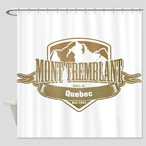 Mont Tremblant Quebec Ski Resort 4 Shower Curtain