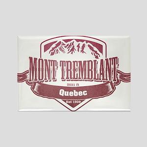 Mont Tremblant Quebec Ski Resort 2 Magnets