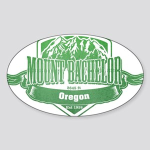 Mount Bachelor Oregon Ski Resort 3 Sticker