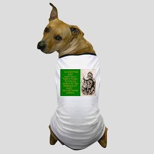 O Christmas Sun - Carryl Dog T-Shirt