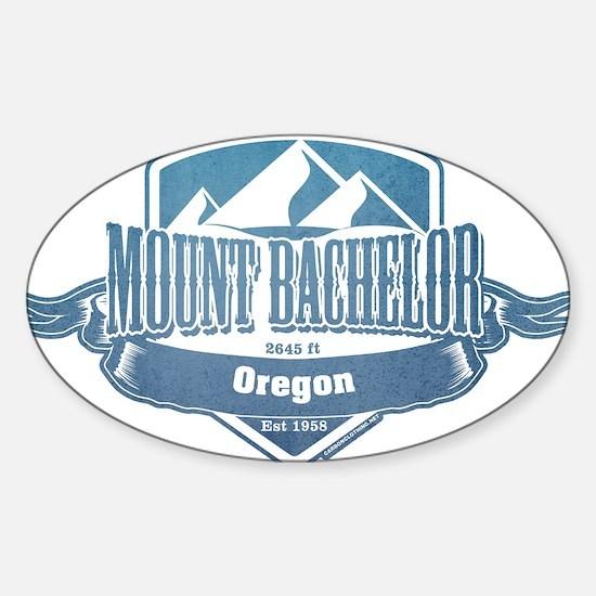 Mount Bachelor Oregon Ski Resort 1 Decal