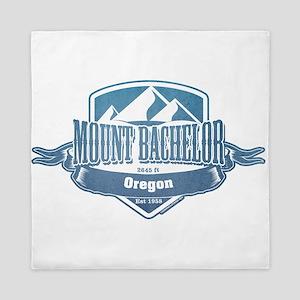 Mount Bachelor Oregon Ski Resort 1 Queen Duvet