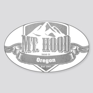Mt Hood Oregon Ski Resort 5 Sticker