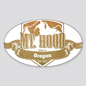 Mt Hood Oregon Ski Resort 4 Sticker
