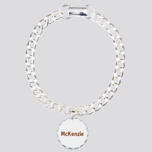 McKenzie Fall Leaves Charm Bracelet