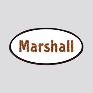 Marshall Fall Leaves Patch