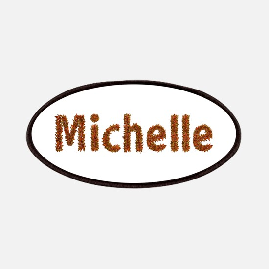 Michelle Fall Leaves Patch