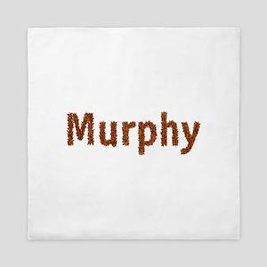 Murphy Fall Leaves Queen Duvet