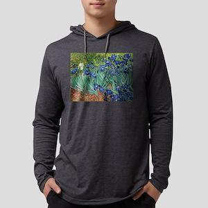 Van Gogh Iris Long Sleeve T-Shirt