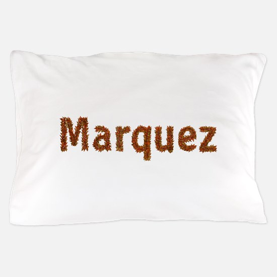 Marquez Fall Leaves Pillow Case