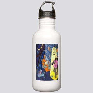 New Orleans, here musi Stainless Water Bottle 1.0L