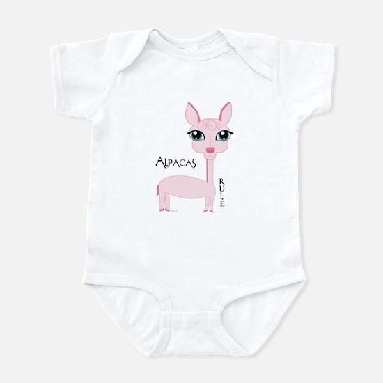 Alpaca's Rule Infant Bodysuit