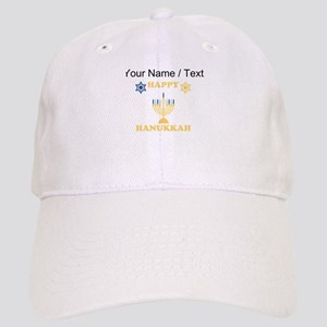 Custom Happy Hanukkah Cap