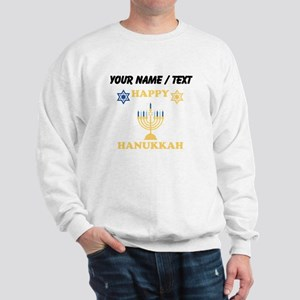 Custom Happy Hanukkah Jumper