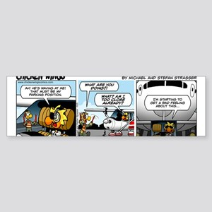 0635 - Parking position Bumper Sticker