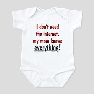 Mom/Everything Infant Bodysuit