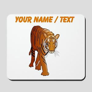Custom Bengal Tiger Mousepad