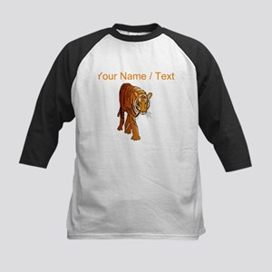 Custom Bengal Tiger Baseball Jersey