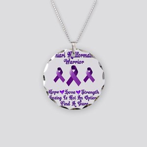 Chiari Malformation Necklace Circle Charm