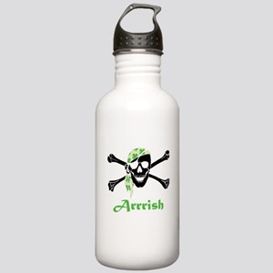 Arrish Irish Pirate Skull And Crossbones Water Bot