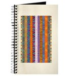 Tribal Stripes Journal