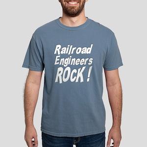 Railroad Engineers Rock ! T-Shirt