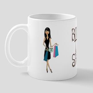 Born to Shop! #3 Coffee Mug