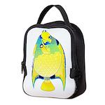 Queen Angelfish Neoprene Lunch Bag