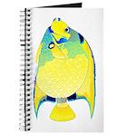 Queen Angelfish Journal