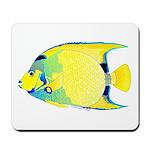 Queen Angelfish Mousepad