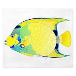 Queen Angelfish King Duvet