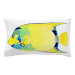 Queen Angelfish Pillow Case