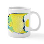 Queen Angelfish c Mugs